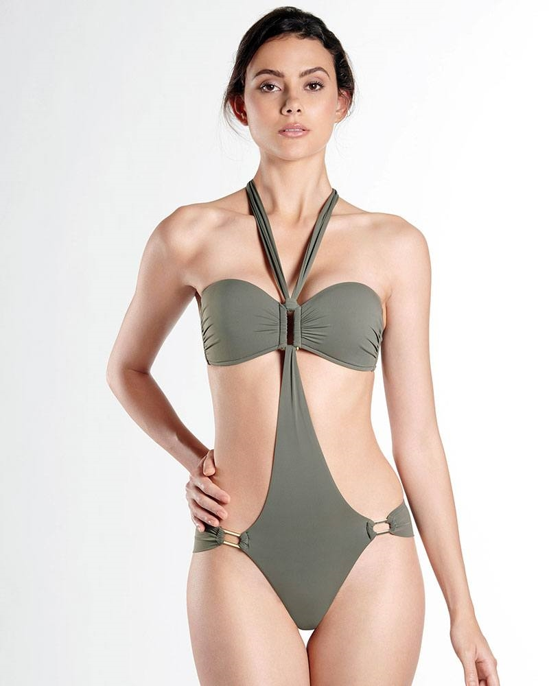 Esprit Sauvage Trikini Swimsuit set forfra