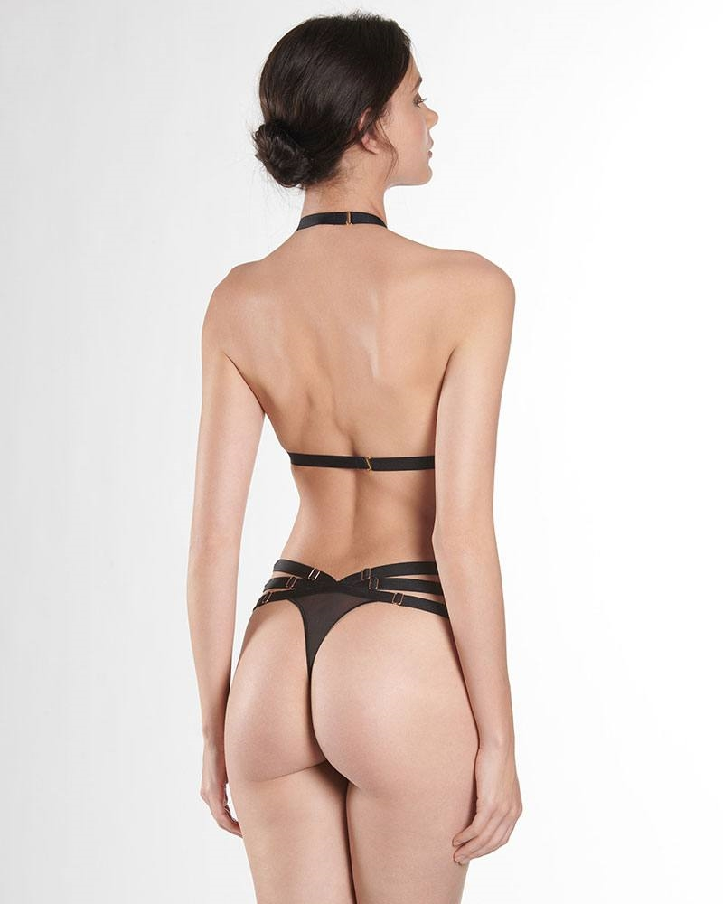 Rencontre Anonyme Sort Playsuit set bagfra